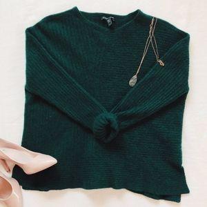 Eileen Fisher Handmade Cashmere Sweater